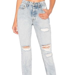 GRLFRND Karolina High-Rise Skinny Jean SZ 27 - NWT